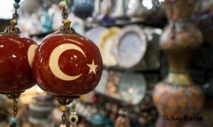 Turkey souvenir shop