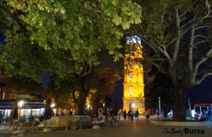 Bursa Tophane clock tower