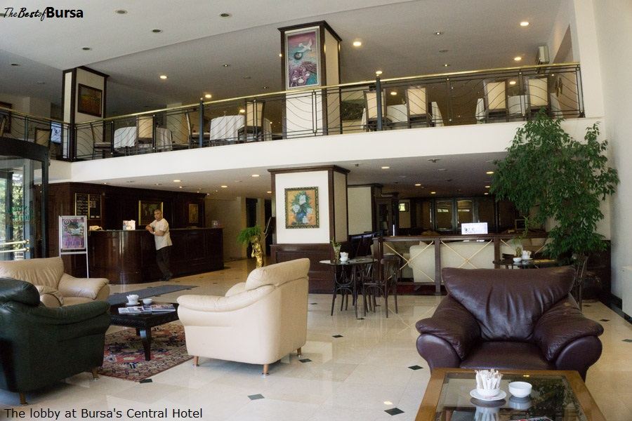 Bursa Hotels for Every Style