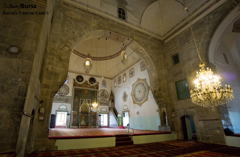 Visiting Bursa's Historical Mosques