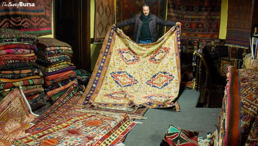 A Dealer of Fine Turkish Rugs