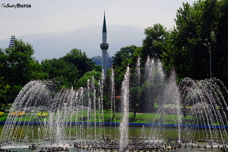 Bursa's Kültürpark: Good Family Fun