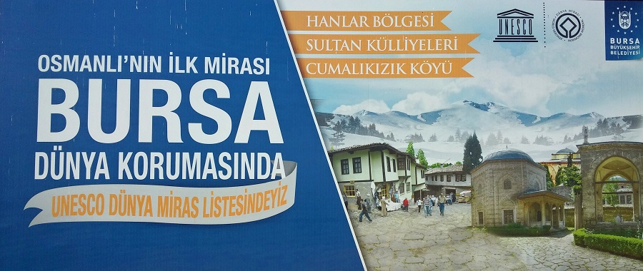 A Brief Guide to Bursa's UNESCO Site Inscription
