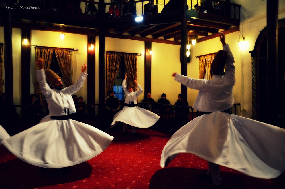 An Evening with the Whirling Dervishes of Bursa