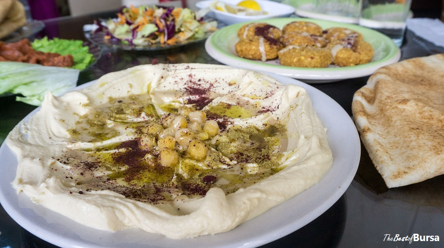 Falafel, Hummus, and Hospitality