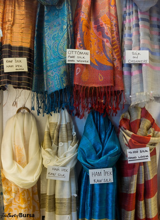 Best type of silk for scarf